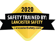 Lancaster Safety Consulting Training Completion (2020)